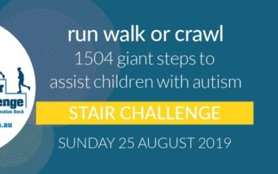 Fundraising: Sydney Tower Stair Challenge Supporting Giant Steps
