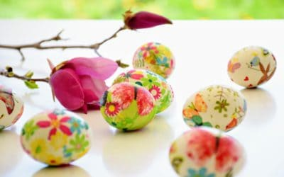 German Easter Traditions: FROHE OSTERN